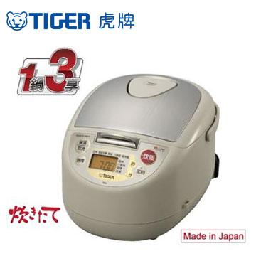 虎牌6人份一鍋三享微電腦電子鍋(JBA-T10R)