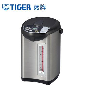 虎牌5公升大按鈕熱水瓶(PDU-A50R)