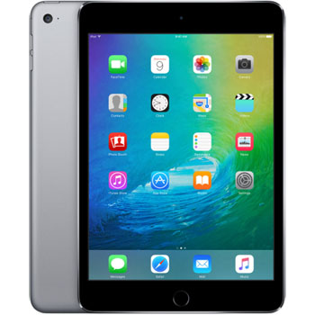 【128G】iPad mini 4 Wi-Fi 太空灰(MK9N2TA/A)