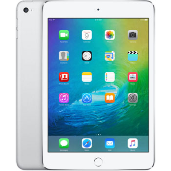 【128G】iPad mini 4 Wi-Fi + Cellular 銀色