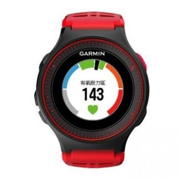 Garmin FR225 GPS 手腕式心率跑錶-脈動紅(Forerunner 225 脈動紅)
