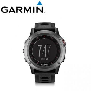 Garmin fenix3 全能戶外運動GPS腕錶-太空灰