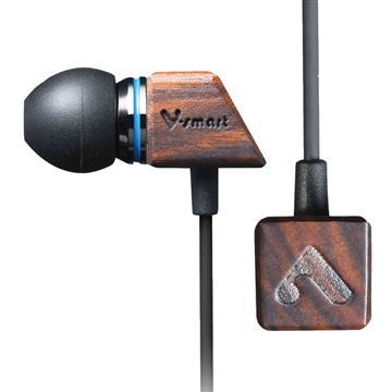 V-smart Chocolate耳塞式耳機(O-EP108-P-CHOCO-Bi)