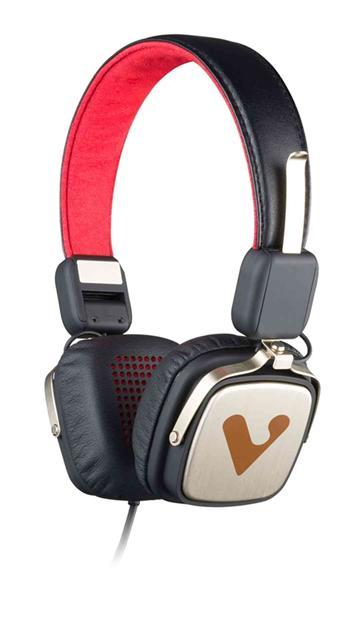 V-smart VH201 V-Classic耳罩式耳機(O-VH201-CLASIC-Gd)