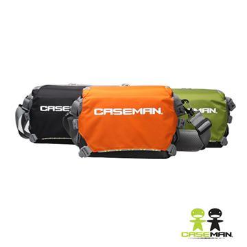 Caseman 卡斯曼 腰繫/側背 兩用相機包(AW01-S 橘色)