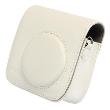 Kamera mini 25 專用相機包-加蓋型(白)