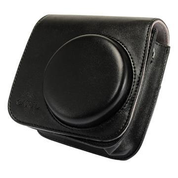 Kamera mini 8 專用相機包-加蓋型(黑)