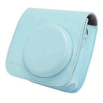 Kamera mini 8 專用相機包-加蓋型(藍)