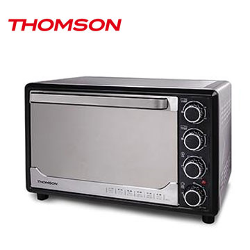 [福利品] THOMSON 30L三溫控鏡面不鏽鋼旋風烤箱