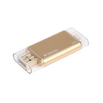 【32G】威寶Apple OTG (金)隨身碟(49819)