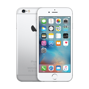 【16G】iPhone 6s 銀色(MKQK2TA/A)