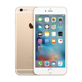 【16G】iPhone 6s Plus 金色(MKU32TA/A)
