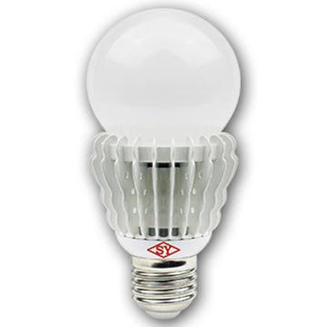 SY CNS認證超廣角 LED 11W 燈泡-白光(SY355F)