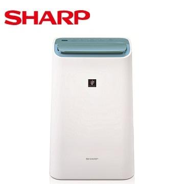 SHARP 11公升清淨除濕機(DW-F22HT-W)