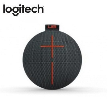 Logitech UE藍牙揚聲器(Roll-熔岩灰)(984-000508)