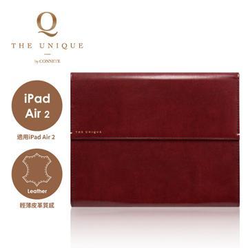 CONNETE iPad Air 2 三折萬用保護套-紅(CMFIPA2-RE)