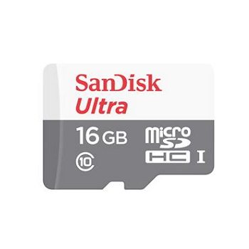 【Ultra】SanDisk Micro SD 16G C10 記憶卡(Ultra Micro 16G 48MB/s)