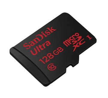 【U1】SanDisk Mobile Ultra SD 128G 記憶卡(Ultra Micro 128G 80MB/s)
