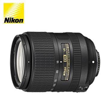 展-Nikon 18-300mm单眼相机镜头(18-300DX new)