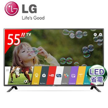 【福利品】 LG 55型LED智慧型液晶電視(55LF5950)