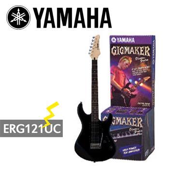 YAMAHA GIGMAKER電吉他套組-黑(ERG121UC)