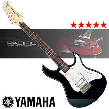 YAMAHA 入門款電吉他-黑(PACIFICA012)