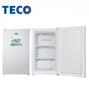 東元 84公升直立式冷凍櫃(RL84SW)