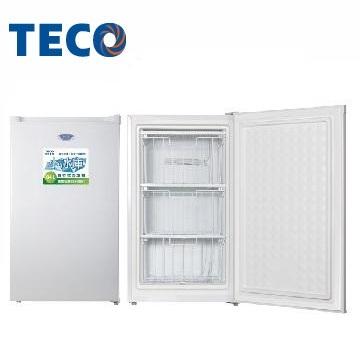 東元 84公升直立式冷凍櫃
