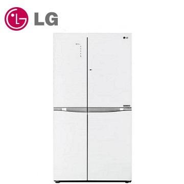 【福利品】LG 825公升門中門對開冰箱