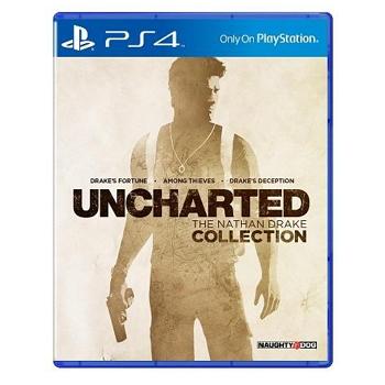 PS4-秘境探險 合輯 (中英文版)