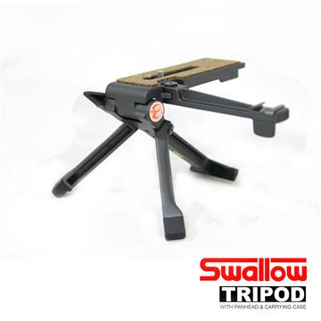 Swallow 鋁合金桌上型腳架-附閃燈支架(TP-M1)