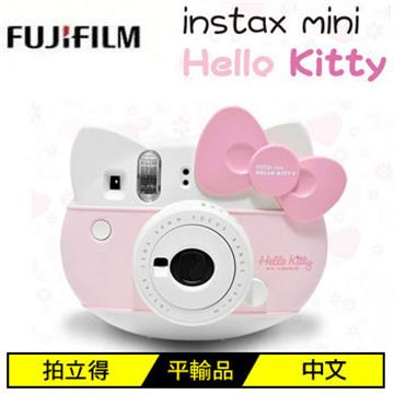 FUJIFILM instax mini 8 HELLO KITTY拍立得((中文平輸))