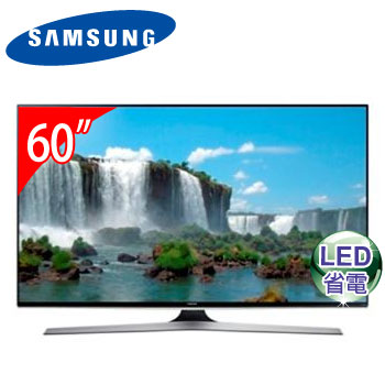 SAMSUNG 60型LED智慧型液晶電視(UA60J6200AWXZW)