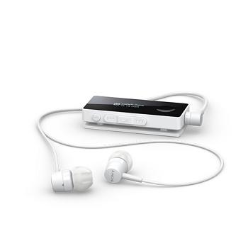SONY SBH50一對二立體聲藍牙耳機-白(SBH-50白)