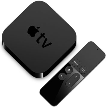 【32G】Apple TV 第四代