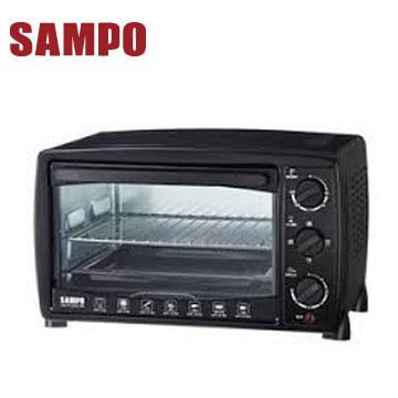 【福利品】聲寶18L電烤箱