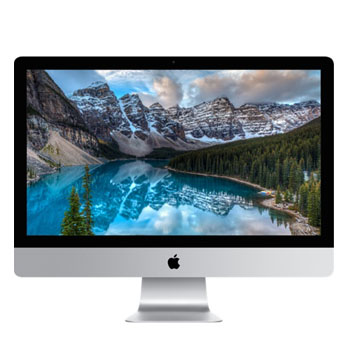 """【5K】iMac 27""""/3.2QC/8GB/1TB/M380(MK462TA/A)"""