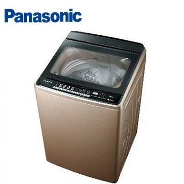 Panasonic 14公斤ECO NAVInanoe變頻洗衣機(NA-V158BB-PN(玫瑰金))