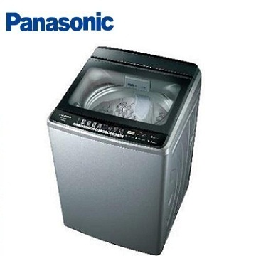 Panasonic 16公斤ECO NAVInanoe變頻洗衣機(NA-V178BBS-S(不銹鋼))