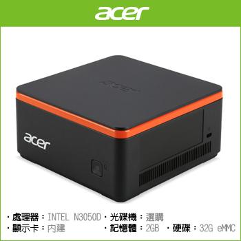 Acer Revo Build M1-601 模組化迷你主機(RevoBuil M1-601)