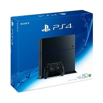 PS4-主機(1TB黑)(CUH-1207BB01)