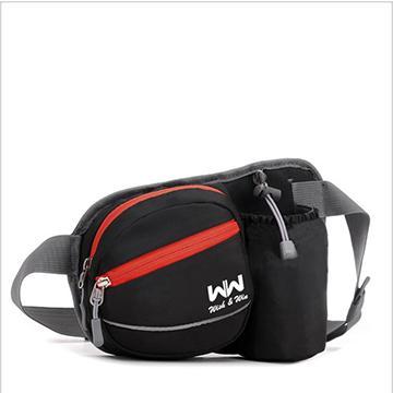 WW 多功能相機腰包(bag-2124a藍/黑)