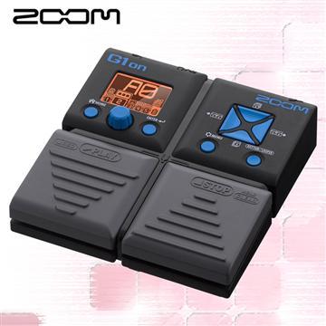 ZOOM 電吉他綜合效果器(G1on)