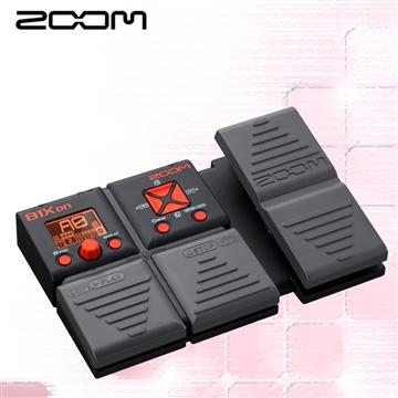 ZOOM 電貝斯綜合效果器(B1Xon)