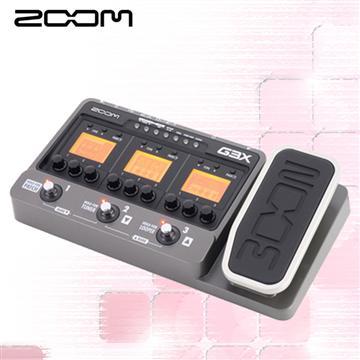 ZOOM 電吉他綜合效果器(G3X)