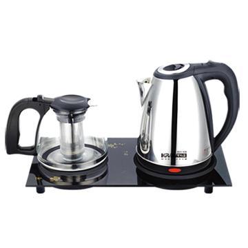【KRIA可利亞】二合一套裝泡茶機(KR-1325)
