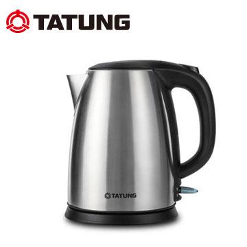 【福利品】大同1.8L不銹鋼電茶壺 TEK-1815S