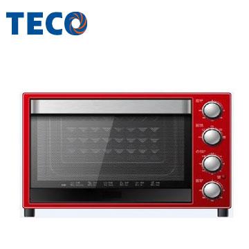 東元32L雙溫控烤箱(YB3201CBR)