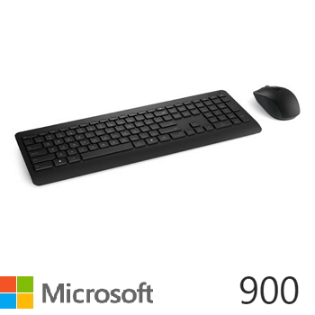 Microsoft 無線鍵鼠組900(PT3-00025)