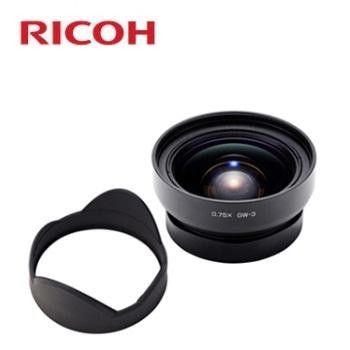 RICOH GW-3 廣角轉換鏡